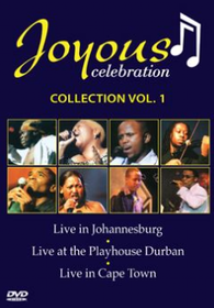 Joyous Celebaration - Collection - Vol.1 (DVD)