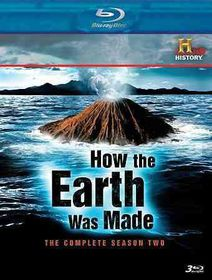 How the Earth Was Made:Complete Ssn 2 - (Region A Import Blu-ray Disc)