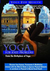 Yoga for Knee Problems - (Import DVD)
