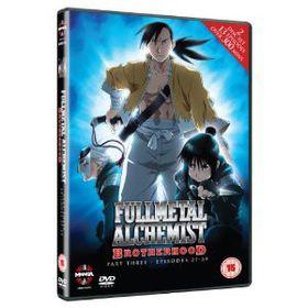 Full Metal Alchemist Brotherhood: Part 3 - (Import DVD)