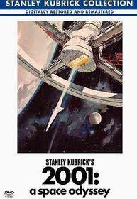 2001:Space Odyssey - (Region 1 Import DVD)