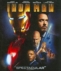 Iron Man - (Region A Import Blu-ray Disc)