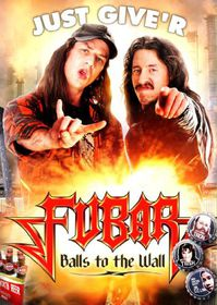 Fubar:Balls to the Wall - (Region A Import Blu-ray Disc)