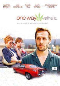 One Way to Valhalla - (Region 1 Import DVD)