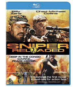 Sniper:Reloaded - (Region A Import Blu-ray Disc)