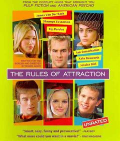 Rules of Attraction - (Region A Import Blu-ray Disc)