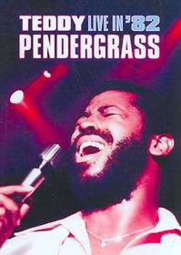 Teddy Pendergrass:Live in 82 - (Region 1 Import DVD)