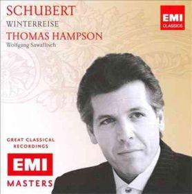 Schubert / Hampson, Thomas - Winterreise - Remastered (CD)