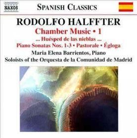 Rodolfo Halffter: Chamber Music - Chamber Music (CD)