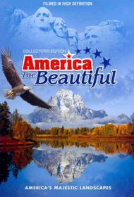 America the Beautiful - (Region 1 Import DVD)