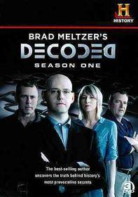 Brad Meltzer?S Decoded:Season 1 - (Region 1 Import DVD)