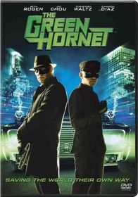 Green Hornet - (Region 1 Import DVD)