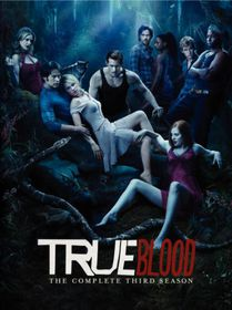 True Blood:Complete Third Season - (Region 1 Import DVD)