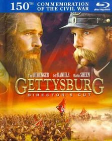 Gettysburg:Director's Cut - (Region A Import Blu-ray Disc)