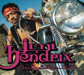 Hendrix, Jimi - South Saturn Delta (CD)