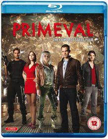 Primeval - Series 4 - (Blu-Ray)