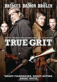 True Grit - (Region 1 Import DVD)