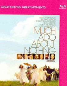 Much Ado About Nothing - (Region A Import Blu-ray Disc)