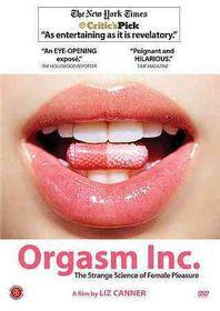 Orgasm Inc (Theatrical Cover) - (Region 1 Import DVD)