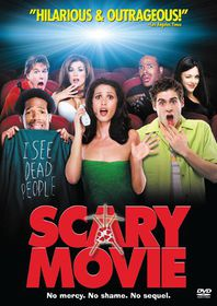 Scary Movie 1 - (Region 1 Import DVD)