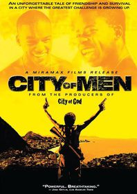 City of Men - (Region 1 Import DVD)