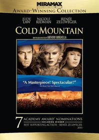 Cold Mountain - (Region 1 Import DVD)