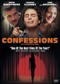 Confessions of a Dangerous Mind - (Region 1 Import DVD)