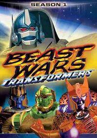 Transformers:Beast Wars - (Region 1 Import DVD)