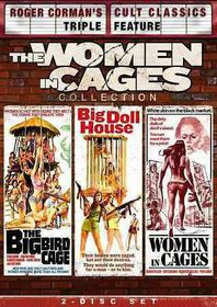 Women in Cages Collection - (Region 1 Import DVD)