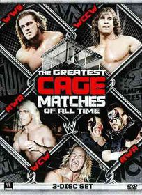 Wwe:Best Cage Matches - (Region 1 Import DVD)