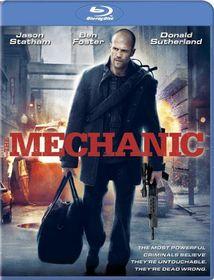 Mechanic - (Region A Import Blu-ray Disc)