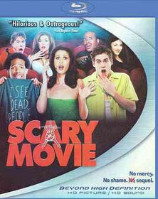 Scary Movie 1 - (Region A Import Blu-ray Disc)