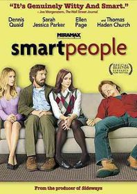 Smart People - (Region 1 Import DVD)