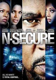 N Secure - (Region 1 Import DVD)