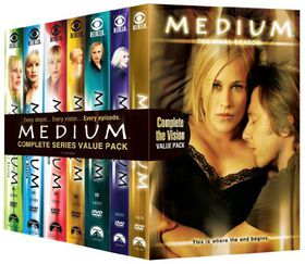 Medium:Complete Series Pack - (Region 1 Import DVD)