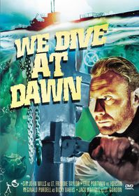 We Dive at Dawn - (Region 1 Import DVD)