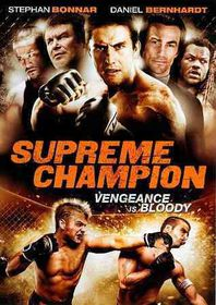 Supreme Champion - (Region 1 Import DVD)