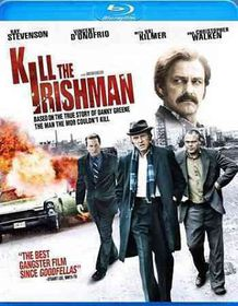 Kill the Irishman - (Region A Import Blu-ray Disc)