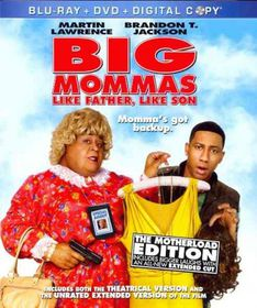 Big Mommas:Like Father Like Son - (Region A Import Blu-ray Disc)