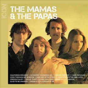Mamas & Papas - Icon (CD)