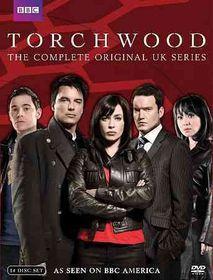 Torchwood:Complete Original UK Series - (Region 1 Import DVD)
