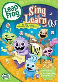 Leapfrog:Sing and Learn with Us - (Region 1 Import DVD)