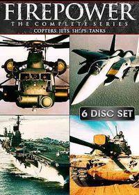 Firepower:Complete Series - (Region 1 Import DVD)