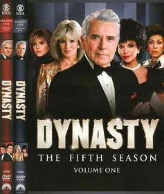 Dynasty:Season 5 - (Region 1 Import DVD)