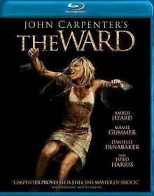 John Carpenter's the Ward - (Region A Import Blu-ray Disc)