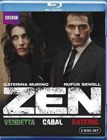 Zen:Vendetta Cabal Ratking - (Region A Import Blu-ray Disc)