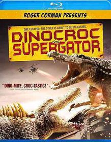 Dinocroc Vs Supergator - (Region A Import Blu-ray Disc)