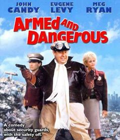 Armed and Dangerous - (Region A Import Blu-ray Disc)