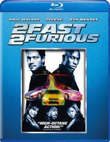 2 Fast 2 Furious - (Region A Import Blu-ray Disc)