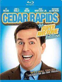 Cedar Rapids - (Region A Import Blu-ray Disc)